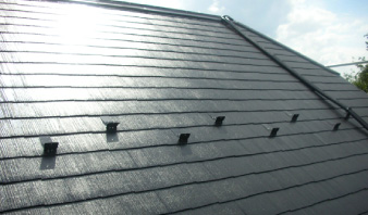 スレート屋根(コロニアル屋根)