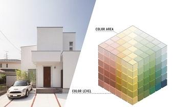 ユニプラル(ガラス質の自然素材左官壁)