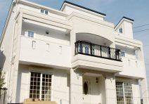 欧風の家|注文住宅の実例