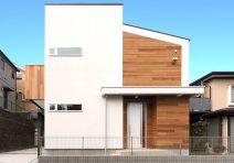 木張りの家|注文住宅の実例