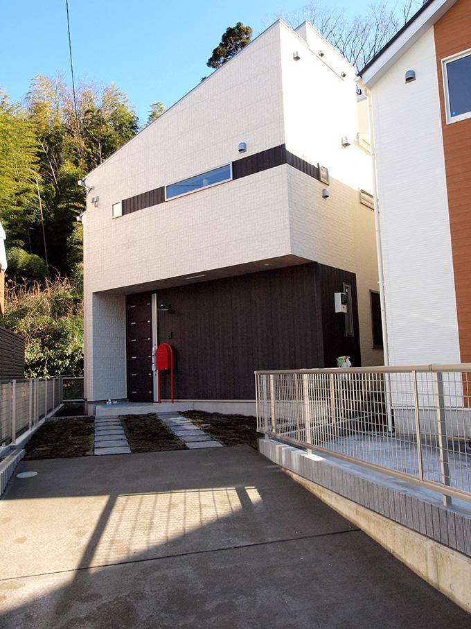 1412月-港北区新吉田町 S邸‐外観003