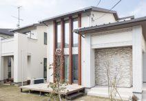 ヨーロピアン・アバンギャルドデザインの家|注文住宅の実例