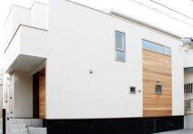 2階リビング勾配天井の家|注文住宅の実例