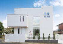 モノトーンの家|注文住宅の実例