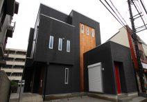 BLACK&WOODの家|注文住宅の実例