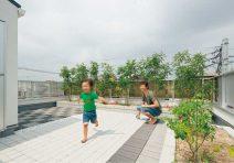 屋上でガーデニングできる注文住宅|注文住宅の実例
