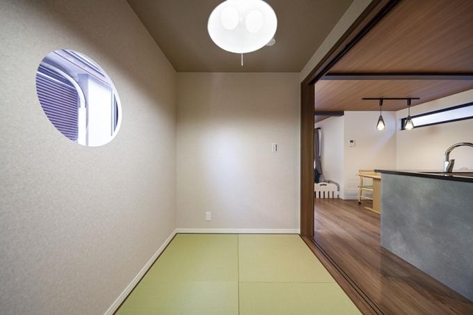 様々な用途で利用できる和室スペース