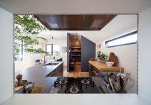 リラックスできる心地よい光を追求した家|注文住宅の実例