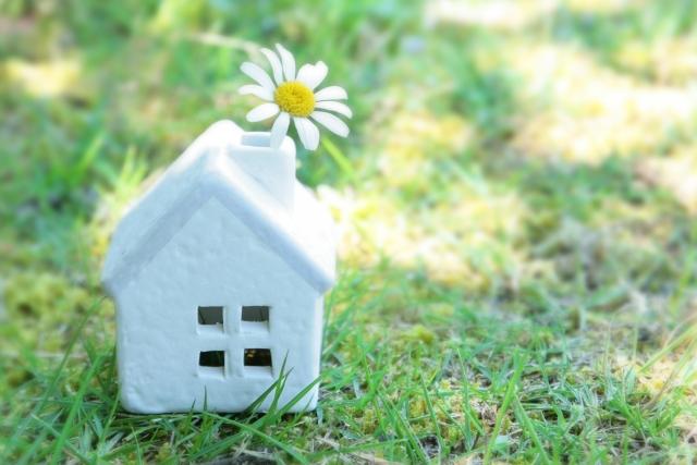 エコ住宅イメージ